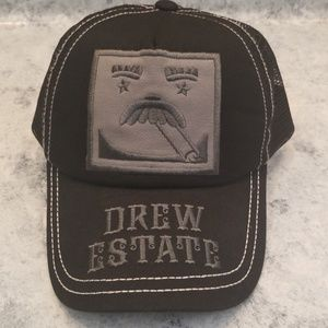 Other - Drew Estate Cigars Truckers Baseball Cap